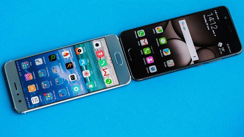 Huawei P10 vs Honor 9