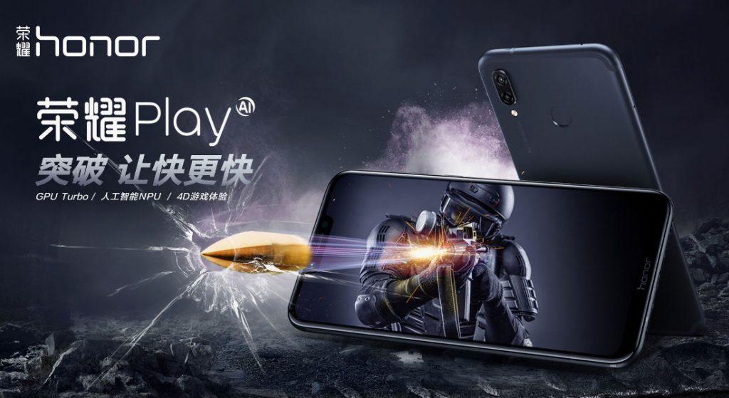 Honor Play: erős hardver, alacsony árazás