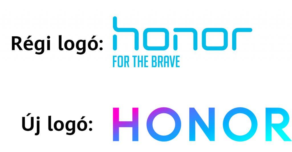Megújult a Honor logója