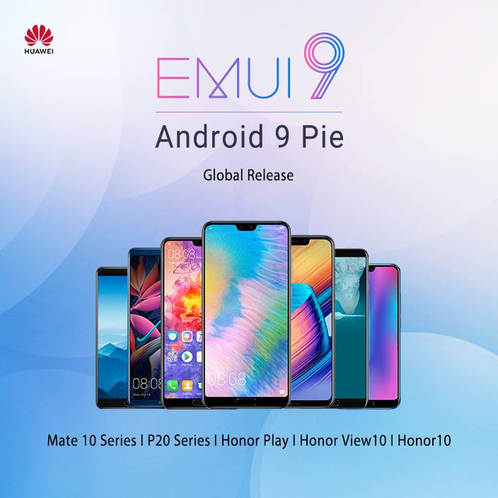 Három Honorra indul az EMUI 9 frissítés hamarosanHárom Honorra indul az EMUI 9 frissítés hamarosan