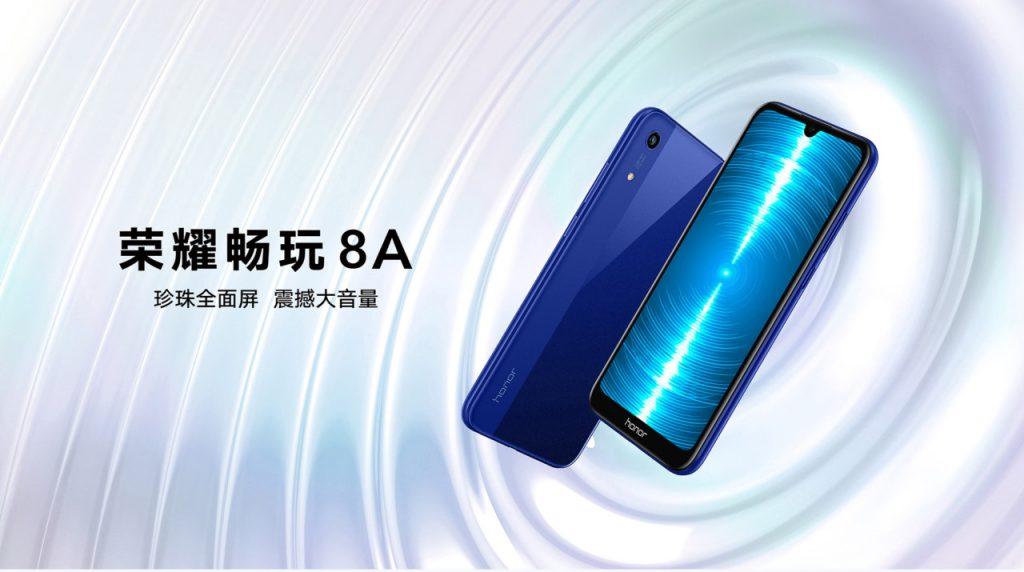 Kínában debütált a Honor 8A