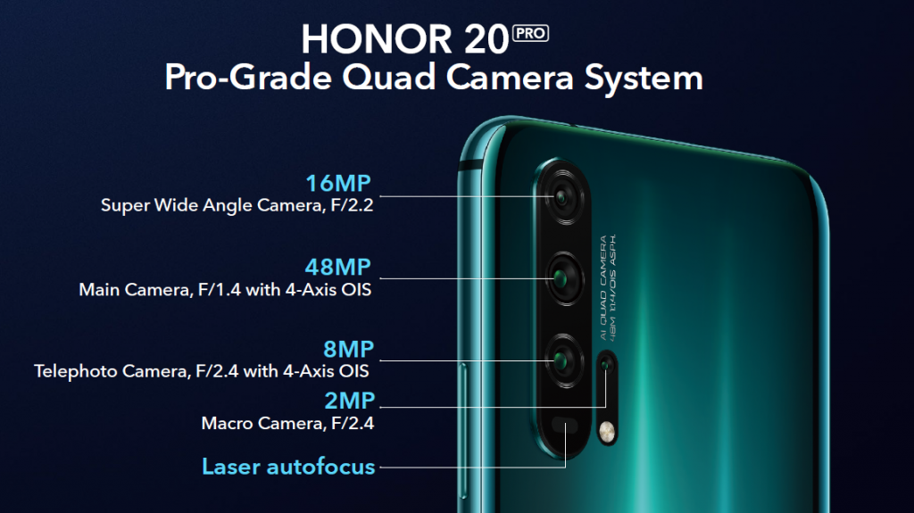 Itt a Honor 20 és Honor 20 Pro
