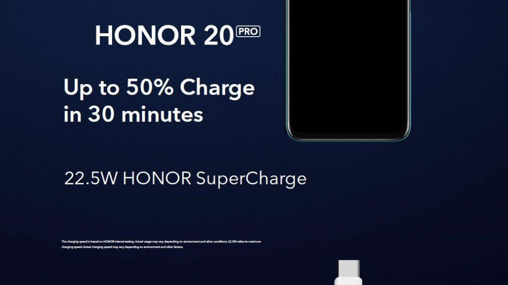 Honor 20 SuperCharge