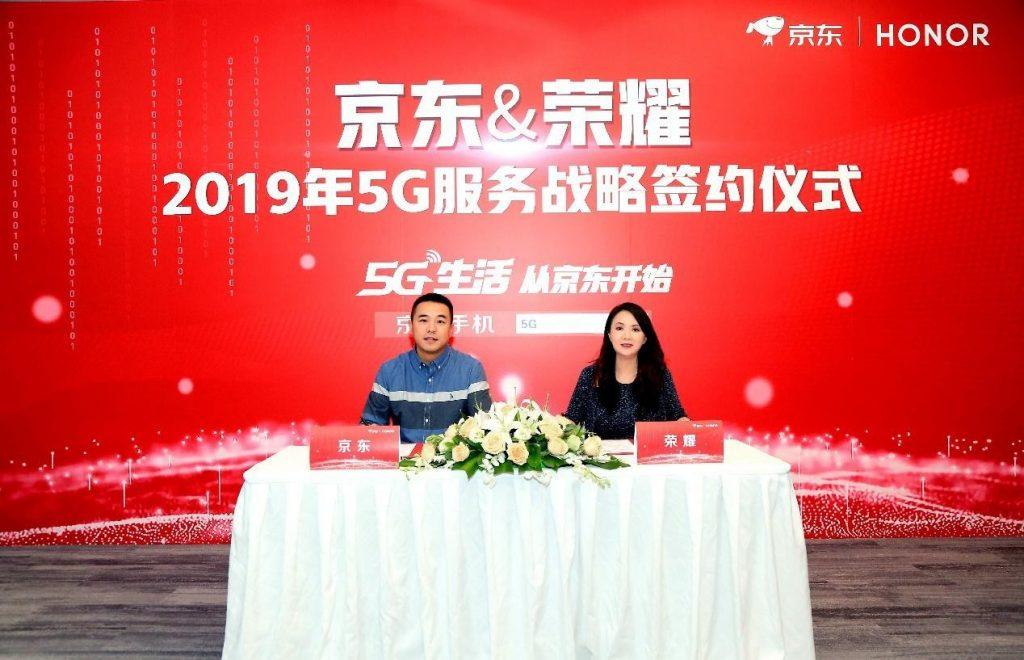 Kereskedelmi együttműködéssel jön a Honor 5G-s okostelefonja
