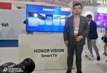 Indiában is megjelenik a Honor Vision okostévé