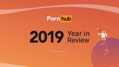 Pornhub 2019: sok pornó megy a mobilokon