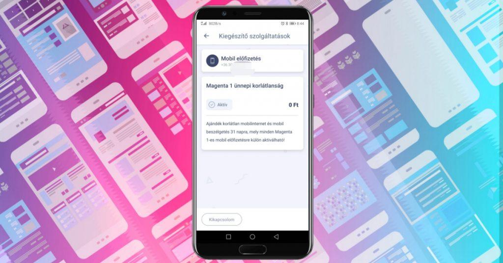 Korlátlan mobilinternet a Telekom ügyfeleinek