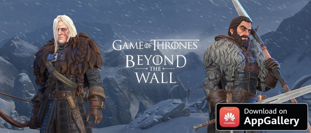 Game of Thrones Beyond the Wall játék az AppGallery-ben