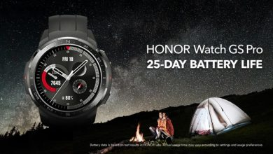 Honor Watch GS Pro sportóra