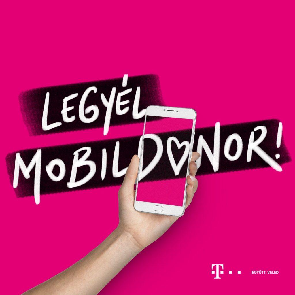 Legyél mobildonor! Van nem használt telefonod? Segíts vele!