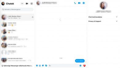 Ha nem kapják meg ismerőseid a Messenger üzeneteket, nem nálad van a hiba, a szolgáltatás akadozik.